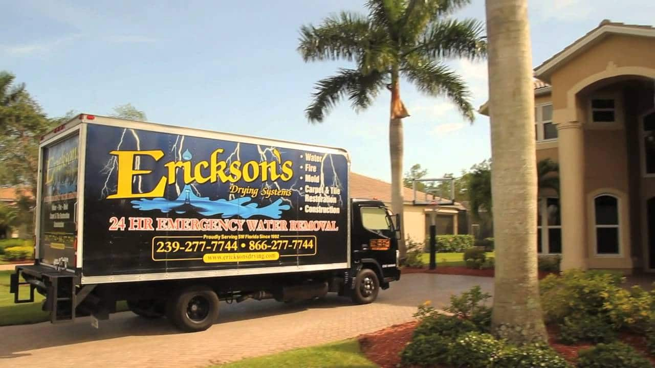 Fort Myers Water Mold Damage Repair Naples Flood Cleanup