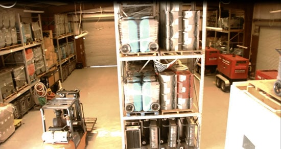 Water extraction equipment
